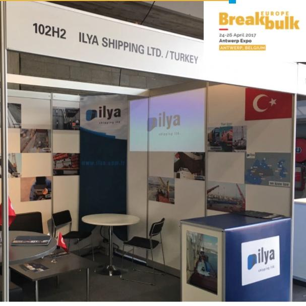 Breakbulk Europe 2017 Proud for 6 Years in a Row