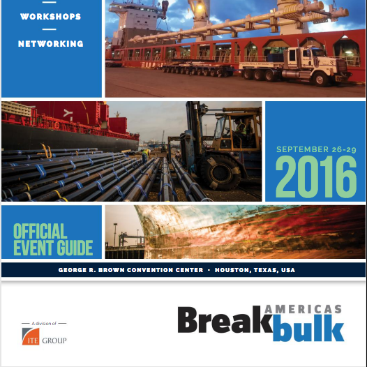 Ilya Shipping Ltd Breakbulk Americas